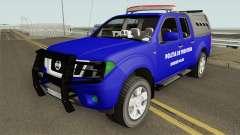 Nissan Frontier - Politia De Frontiera 2014 pour GTA San Andreas