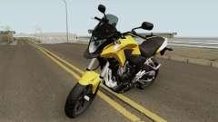 Honda CB500X 2015