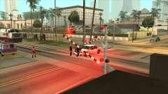 Die Tore fehlen noch in Los Santos für GTA San Andreas