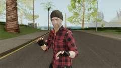 PUBG Skin 4 pour GTA San Andreas