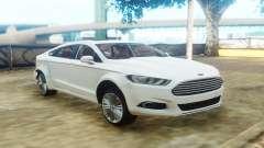 Ford Fusion White pour GTA San Andreas