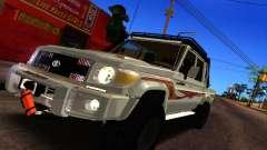 Land Cruiser 79 Pick Up V1.0 für GTA San Andreas