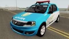 Renault Logan 2011 PMERJ