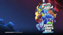 Mega Man Loading Screen pour GTA San Andreas