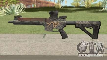 CSO2 AR-57 Skin 2 für GTA San Andreas
