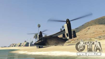 Working Avenger in SP 1.3 pour GTA 5
