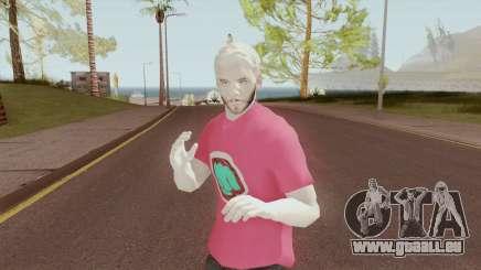 PewDiePie Skin 1 pour GTA San Andreas