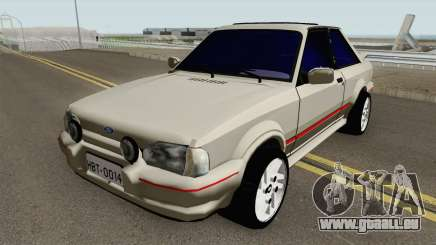 Ford Escort XR3 1992 HQ pour GTA San Andreas
