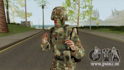 SKIN Fuzileiro Naval Marinha do Brasil pour GTA San Andreas