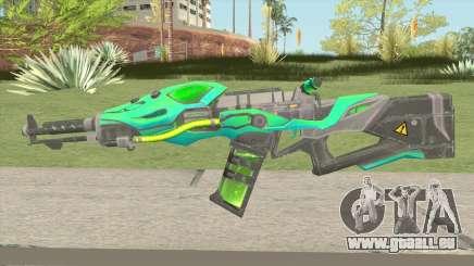 AN94 Bio Blaster für GTA San Andreas