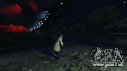 Alien War 1.0 für GTA 5