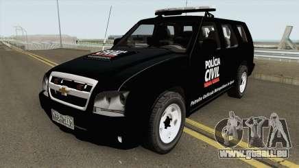 Chevrolet Blazer 2012 PUMA PC-MG für GTA San Andreas