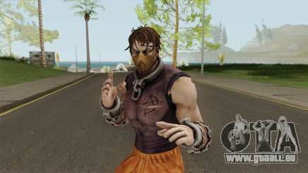 Dean Ambrose (Lunatic Fringe) from WWE Immortals pour GTA San Andreas