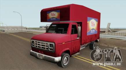 Mule Truck with Company Brands BR TCGTABR pour GTA San Andreas
