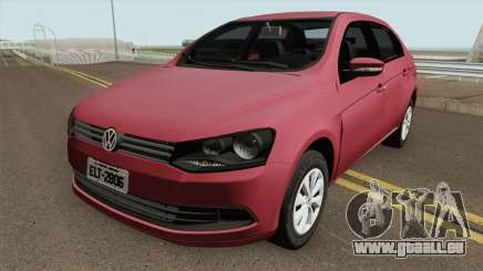 Volkswagen Voyage G6 Trend 2014 pour GTA San Andreas