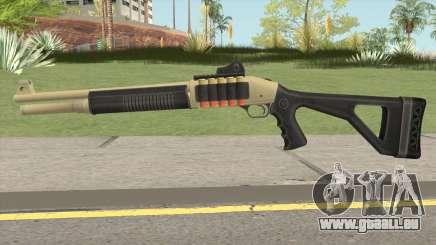 Mossberg 590 Semi-Auto Shotgun für GTA San Andreas