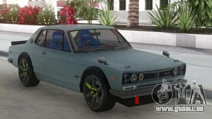 Nissan Skyline GT2000 Drift pour GTA San Andreas