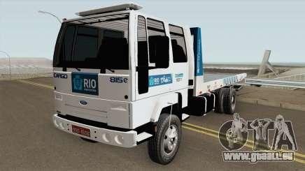 Ford Cargo Reboque Prefeitura Rio de Janeiro pour GTA San Andreas