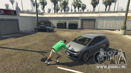 Vehicle Collision System & Vehicle Push 1.9 pour GTA 5