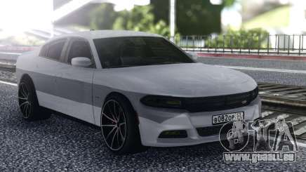Dodge Charger RT 2016 Sedan pour GTA San Andreas