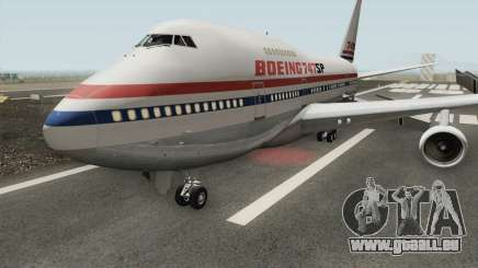 Boeing 747SP pour GTA San Andreas