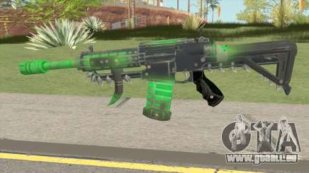 Rules of Survival AR15 Poison Sting pour GTA San Andreas