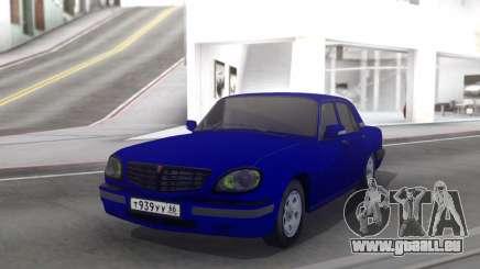 GAZ 31105 Stoke pour GTA San Andreas