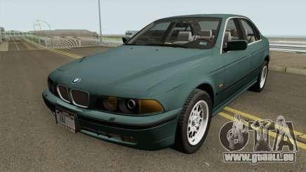 BMW 5-Series (e39) 528i 1999 (US-Spec) pour GTA San Andreas