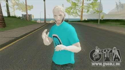 PewDiePie Skin 2 pour GTA San Andreas