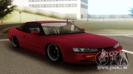 Nissan 180SX Facelift Kouki für GTA San Andreas