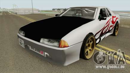 Elegy Drift Edit V2 für GTA San Andreas