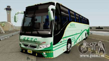SETC Multi Axle Volvo Ac Coach pour GTA San Andreas