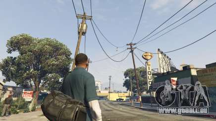 Backpack Inventory 2.9b pour GTA 5