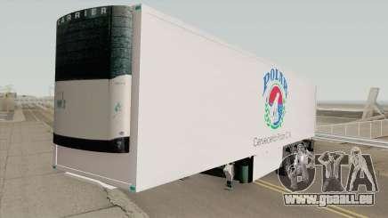 Remolque Cerveceria Polar pour GTA San Andreas