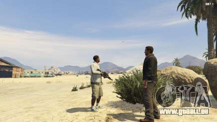 Weapon and Vehicle Trader 1.4 pour GTA 5