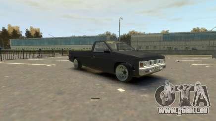 Nissan Datsun (D21) Hardbody v1.0 pour GTA 4
