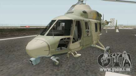 KVZ Ansat pour GTA San Andreas