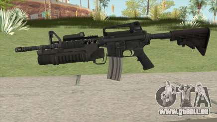 M4 With M203 pour GTA San Andreas