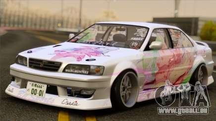 Toyota Chaser Tourer V Paintjob pour GTA San Andreas