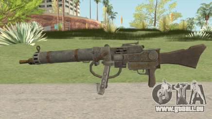 COD: Black Ops 2 Zombies: MG15 für GTA San Andreas
