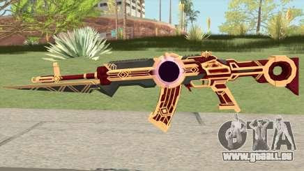 AN94 Harvester Bugged Wrong Gun für GTA San Andreas