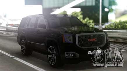 GMC Yukon Denali pour GTA San Andreas