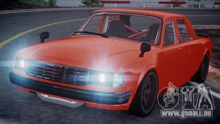 GAZ 31029 RB v1.0 für GTA 4