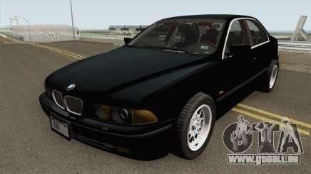 FIB BMW 5-Series e39 525i 1999 (US-Spec) pour GTA San Andreas