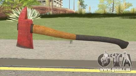 Axe Hotline Miami pour GTA San Andreas