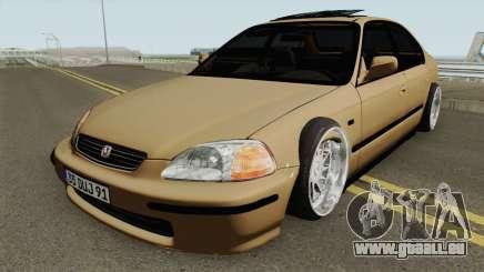 Honda Civic 1.6 MQ pour GTA San Andreas