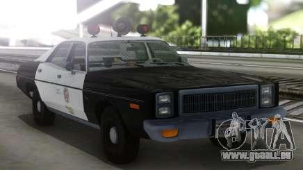 1978 Plymouth Fury Los Angeles Police Departamen pour GTA San Andreas
