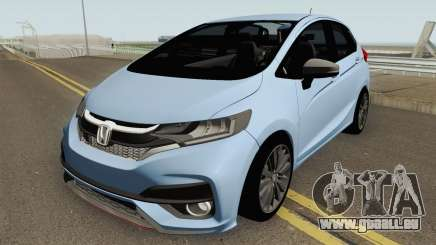 Honda Fit Facelift 2018 pour GTA San Andreas