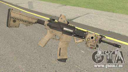 M4 With M203 Tactico pour GTA San Andreas