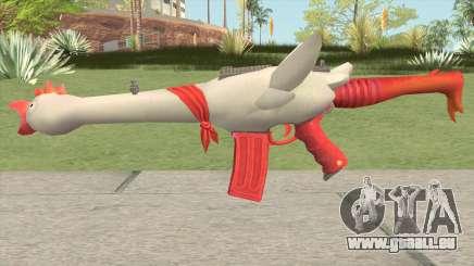 Rules of Survival Rubber Chicken Gun pour GTA San Andreas
